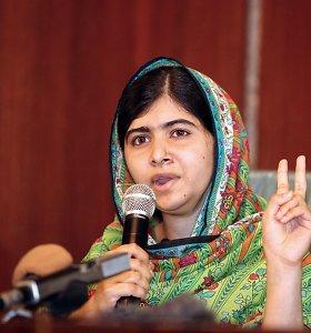 Malalos tėvas – apie tai, ko tėvystė išmokė jį apie feminizmą