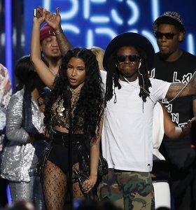 """Los Andžele įvyko """"BET Awards"""" apdovanojimai, pagerbiantys geriausius juodaodžius pramogų pasaulyje"""