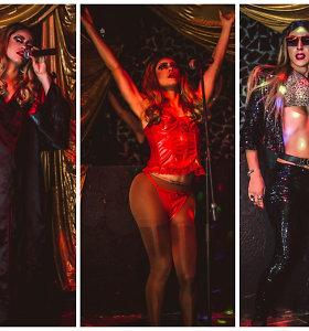 Gėjų klube Vilniuje šėlo Lietuvos drag karalienės: į sceną lipo ir Alen Chicco