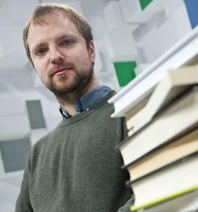 """Istorikas Tomas Vaiseta: """"Knygų skaitymas yra tam tikro socialinio statuso ženklas"""""""