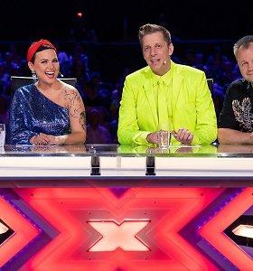 """""""X Faktoriaus"""" premjeroje – netikėta merginos sėkmė: teisėjai buvo pakerėti"""