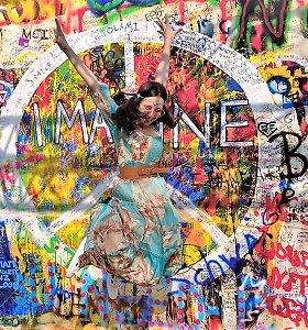 """""""Imagine 2020"""": Johno Lennono gimtadienio šventė Klaipėdoje"""