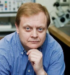 """Osvaldas Rukšėnas: """"Psichikos ligos gali būti siejamos su technologijų pažanga"""""""
