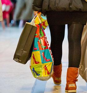 Seimas balsuos dėl baudų už plastikinius maišelius