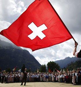 Šveicarija nori priešraketinės gynybos kompleksų iš Prancūzijos, Izraelio arba JAV