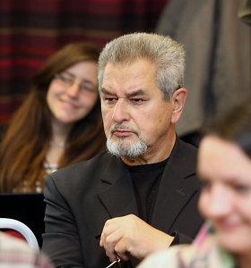 Skulptorius S.Žirgulis paskirtas Nacionalinės sveikatos tarybos pirmininku