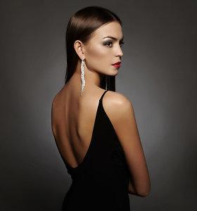 Kaip turint vieną suknelę atrodyti skirtingai: įvertinkite 11 įvaizdžių