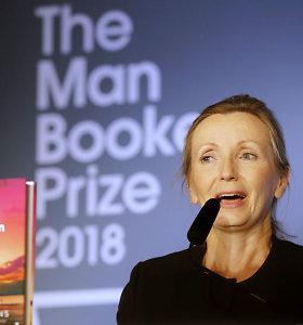 """Paskelbta prestižinės """"Man Booker"""" premijos laureatė"""