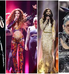 """Izraelyje laukiamas """"Eurovizijos"""" žvaigždžių antplūdis: neįprastą šou surengs ankstesnių metų favoritai"""