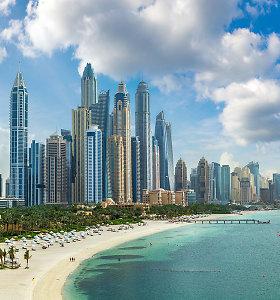 Dubajuje 2019-aisiais apsilankė rekordinis turistų skaičius