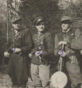 Susipažinkite su Kardo rinktinės partizanų 1949-ųjų žygiu į Vakarus