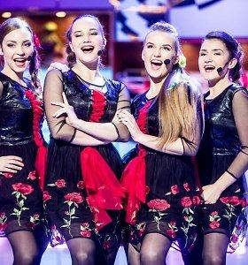 """""""Mokinukių"""" prodiuserė L.Lapkauskaitė parodė naujas būsimas žvaigždes – """"Mergaites iš Majamio"""""""