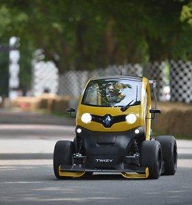"""""""Renault"""" ir """"Nissan"""" aljansas jau pardavė 200 tūkst. elektromobilių"""