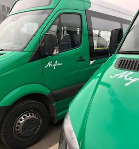 Smulkieji vežėjai naujais autobusais Alytuje nesidžiaugia: tai žlugdo mūsų verslą