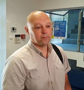 Teisėjų taryba nepatarė prezidentui atleisti neblaivaus vairavusio teisėjo M.Striauko