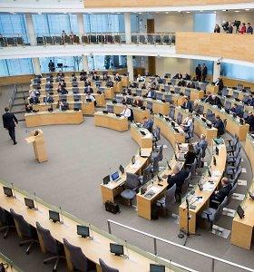 Seimas imsis pluošto pataisų dėl naujų PVM lengvatų