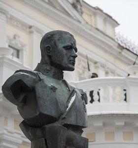 Minimos partizanų vado J.Žemaičio-Vytauto gimimo metinės