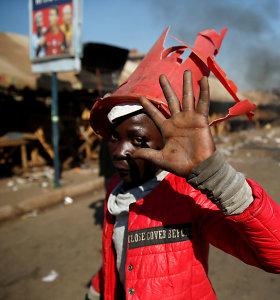 Zimbabvės opozicijai baigiasi galimybės apskųsti rinkimo rezultatus terminas