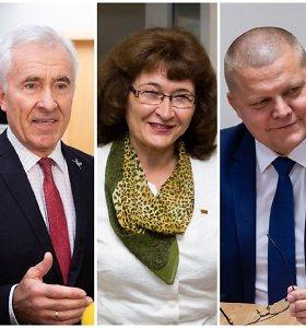 Nuotaikos LVŽS frakcijoje: kas balsuos už G.Nausėdą, kas dar neapsisprendė