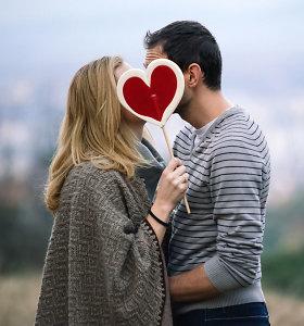 Per kiek laiko įsimylime?
