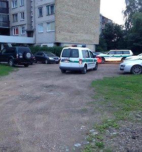 Vilniuje – negyvas vyriškis: kriminalistai tiria žmogžudystės aplinkybes