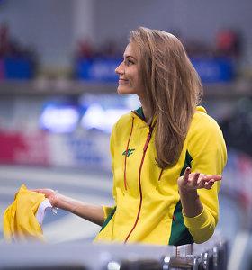 Sustabdyta olimpinė atranka: lengvaatlečių reakcija – skirtinga