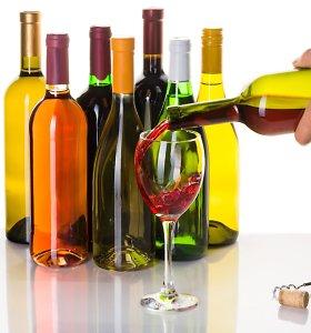 Kodėl vyno butelio dugne yra gilus įdubimas? Jis turi net kelias funkcijas