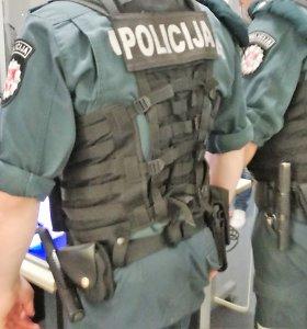 Panevėžio policininkas atsisakė tikrintis blaivumą