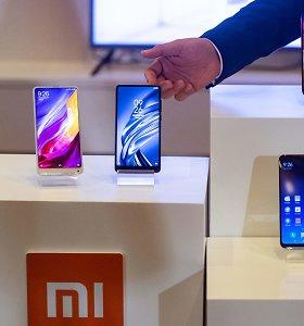 """Prekybininkus Lietuvoje stebina """"Xiaomi"""" telefonų pardavimai"""