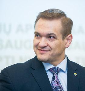 Buvęs vidaus reikalų ministras E.Misiūnas paskirtas R.Karoblio patarėju