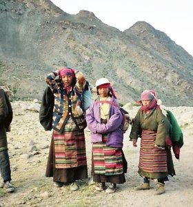 Varėnoje – keliaujanti J.Ivanauskaitės fotografijų paroda bei knygos apie Tibetą sutiktuvės