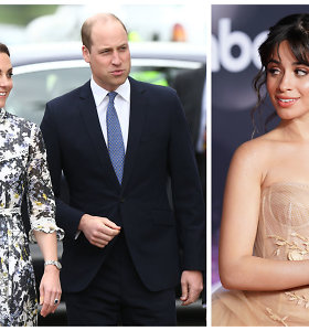 Dainininkė Camila Cabello apsivogė Kensingtono rūmuose: apie tai žino ir Kembridžo hercogai