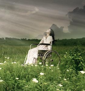 Tikėjimo stebuklai padeda patirti būties džiaugsmą