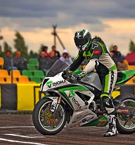 Motociklų sporto sezonas bus karštas – naujos rungtys ir per 50 varžybų