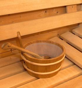 Pirtininkas siūlo – išbandykite pirtį, kai lauke daugiau kaip 30 laipsnių šilumos