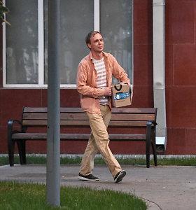 Maskvoje dėl Ivano Golunovo bylos atleisti keturi policijos pareigūnai