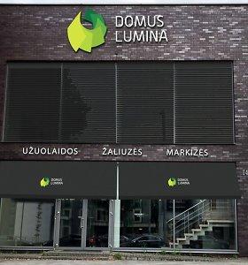 """Kaune atsidarė įspūdingo dydžio """"Domus Lumina"""" salonas"""