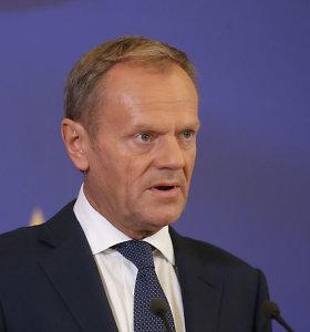 Bendrijos vadovai: ES sprendimas nepakviesti derybų Š. Makedonijos ir Albanijos – klaida