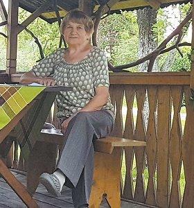 """""""Pietinia kronikas"""" įkvėpta kėdainietė prisiminė išnykusio kaimo tarmę: """"ležanka"""" ir """"karbynė"""""""