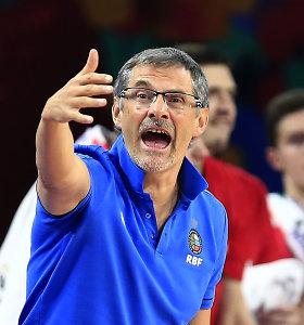 Rusijos treneris sukritikavo Eurolygą