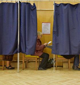 Balsuojant Rygos dūmos rinkimuose bus privaloma dėvėti kaukes
