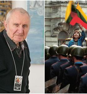 Mirė žurnalistas, fotografas, Sąjūdžio metraštininkas Z.Kazėnas