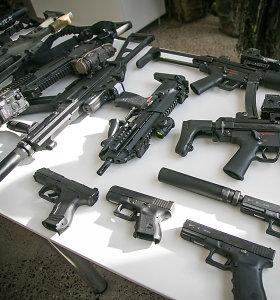Portugalijoje sulaikytas vienas stambiausių pasaulyje ginklų prekeivių iš Belgijos