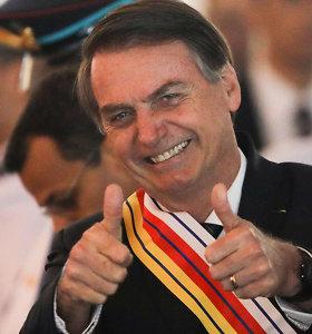 Brazilijos teisėja uždraudė J.Bolsonaro vyriausybei minėti perversmo metines