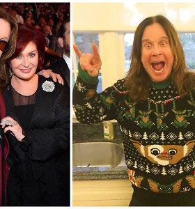 """Ozzy Osbourne'ui diagnozuota Parkinsono liga: rokeris prakalbo apie """"mirties patalą"""""""