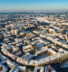 Testas: ar žinote, kokie yra 15 didžiausių Lietuvos miestų?