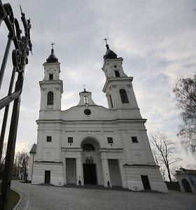Marijampolėje apvogti maldos namai