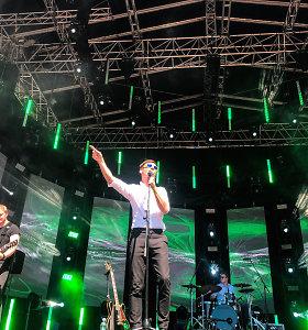 """""""Colours of Bubbles"""" koncertuoti į Vilnių keliauja per Latviją ir Jungtinę Karalystę"""