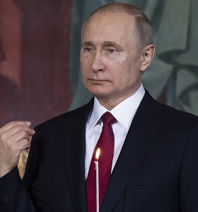 Vladimiras Putinas išreiškė paramą naujajai Moldovos vyriausybei