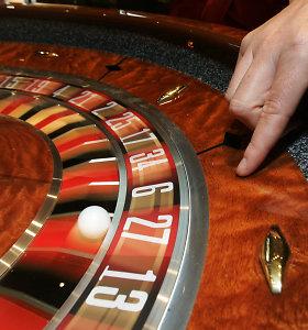 Apklausa: lošusių azartinius žaidimus per dvejus metus sumažėjo